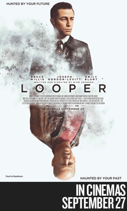 Win A Double Pass to Our Auckland Preview Screening of &#039;Looper&#039;, Flicks.co.nz