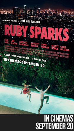 Win a double pass to our Hamilton preview of 'Ruby Sparks', Flicks.co.nz
